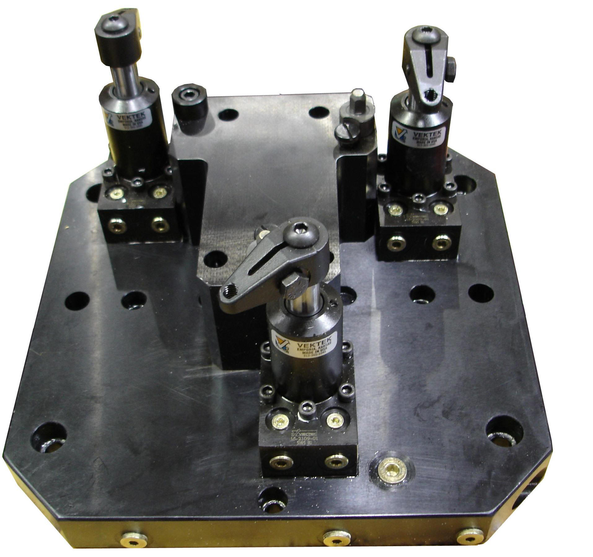 CNC Fixtures And Integration